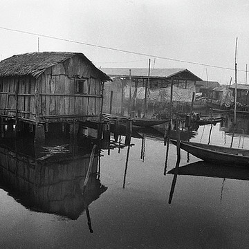 The People of Makoko in Lagos. The resilient community 2003