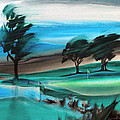 Manila Southwoods Golf Country Club Paintings 1998 Collection