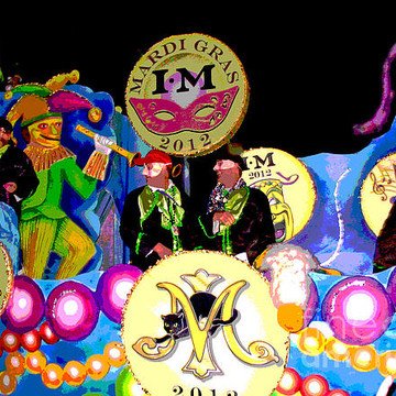 Mardi Gras in Mobile Alabama Collection
