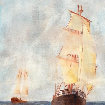 Marine and Building Paintings Collection