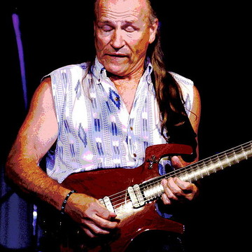 Mark Farner Band Art Collection