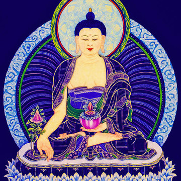 Medicine Buddha  Collection