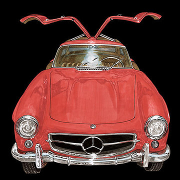 Mercedes Benz Lovers Collection