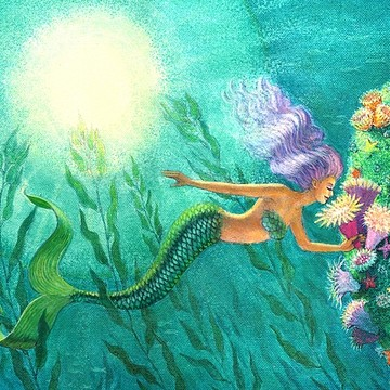 Mermaid Art Collection