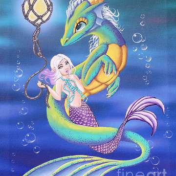 Mermaids & Sea Dragons Collection