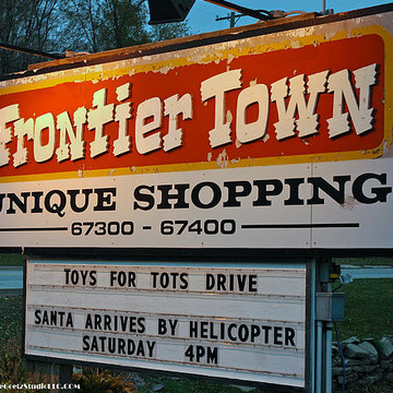 Mi Frontier Town Washington Michigan Collection