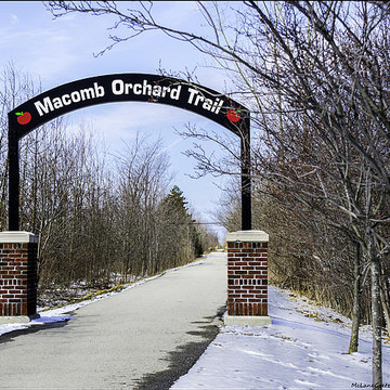 Mi Macomb Orchard Trail Collection