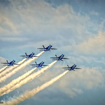Mi Selfridge Air Show 2011 and 2014 Collection