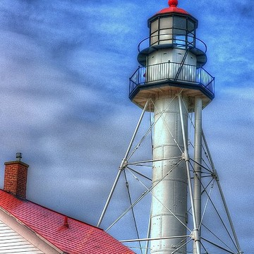 Michigan Lighthouses Collection