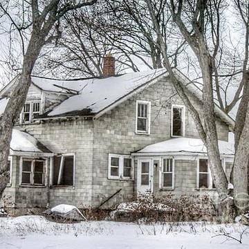 Midwest Abandoned House and Structures Collection