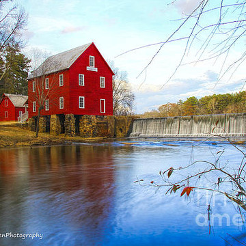 Mills and Covered Bridges Collection