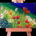 Miniature Oil Paintings Collection