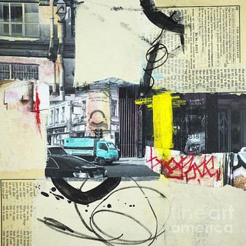 Mixed-media collages Collection