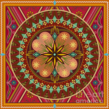Modern Mandalas Private Gallery Collection