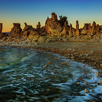 Mono Lake California Collection