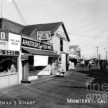 Monterey Wharf Collection