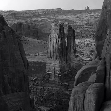Monument Valley - BW Collection