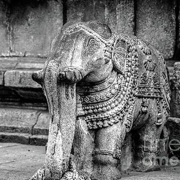 Monuments Of India - Monochrome Collection