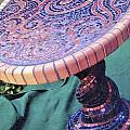 Mosaic Tables Ceramic Collection