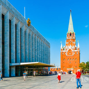 Moscow Kremlin Tour Collection