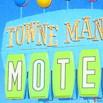 Motels and Hotels Collection