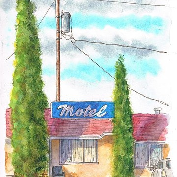 Motels Hotels and Inns Collection