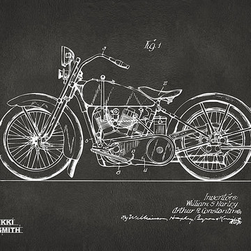 Motorcycle Artwork Collection