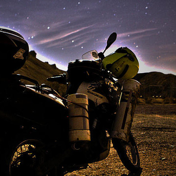 Motorcycle Tourism Collection