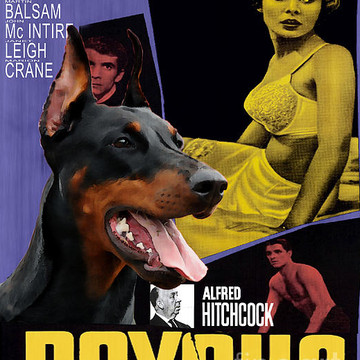 Movie Poster Dog List D Collection