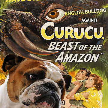 Movie Poster Dog List E Collection