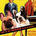 Movie Poster Dog List F Collection
