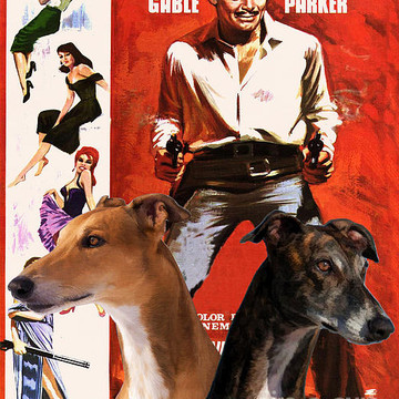 Movie Poster Dog List G Collection