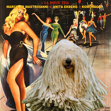 Movie Poster Dog List K Collection
