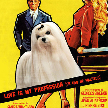 Movie Poster Dog List M Collection