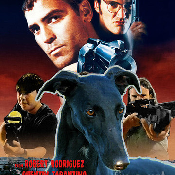 Movie Poster Dog List S Collection