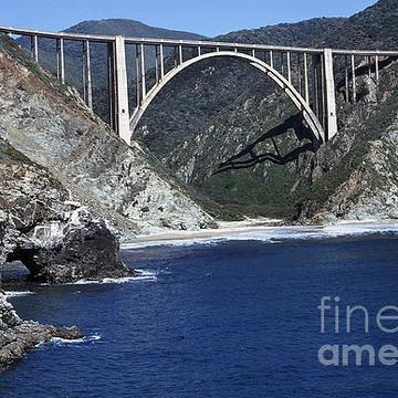 Mr. Pat Hathaway Bixby Creek Bridge photos California