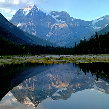 Mt. Robson BC Collection