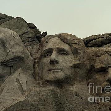 Mt. Rushmore National Memorial - South Dakota Collection