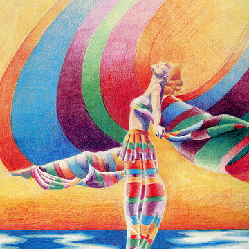 Muse - Figurative Illustrations Collection