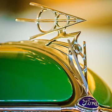 Museum Hood Ornament Selection Collection