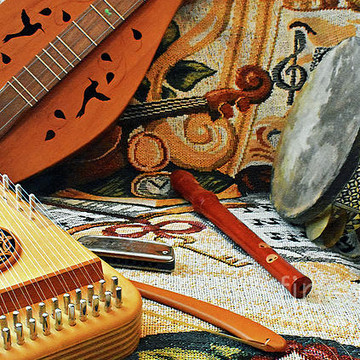 Music and Musical Instruments Collection