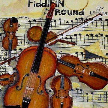 Music artwork gallery Collection