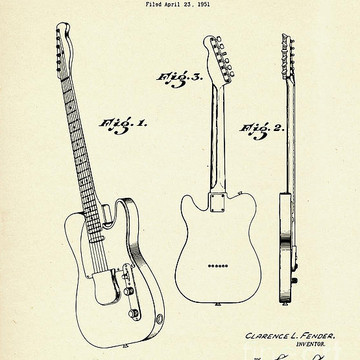 Musical instruments patents