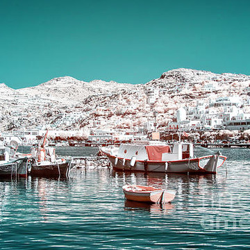 Mykonos Infrared Collection