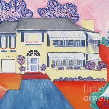 Naive Art Works of Karen Francis Collection