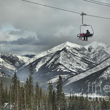 Nakiska Ski Resort - Alberta - Canada Collection