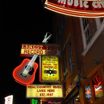 Nashville TN - The Music City Collection