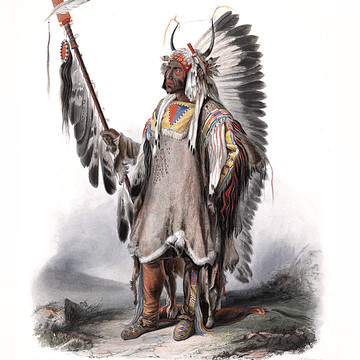 Native American Indians Collection