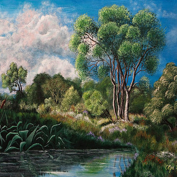 Nature Paintings Collection