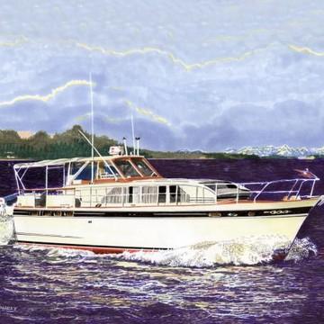 Nautical & Marine Art